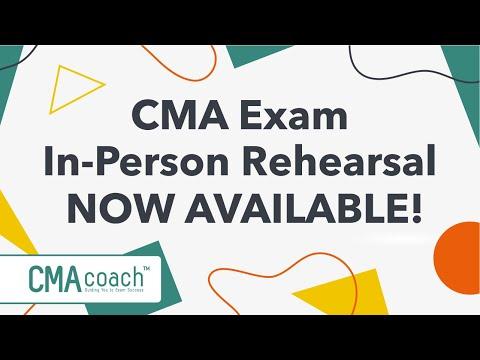 Prometric CMA - In-Person Exam Practice - YouTube