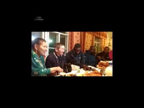 Африканские комики сняли документальный фильм о жизни в Якутии