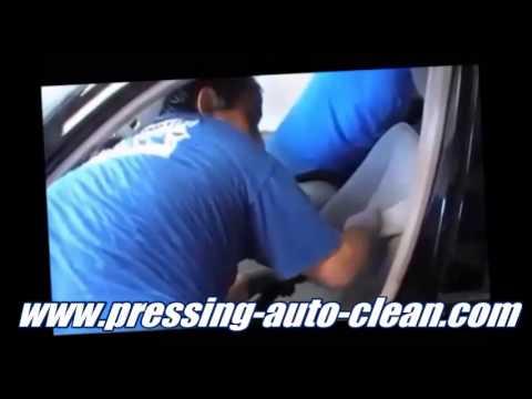comment nettoyer l'interieur d'un phare de voiture