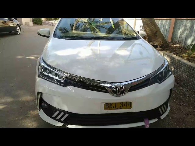 Toyota Corolla Altis Automatic 1.6 2017 for Sale in Karachi