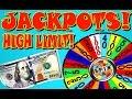 Download Video **JACKPOT HANDPAY** MULTIPLE SPINS, MULTIPLE HIGH LIMIT JACKPOTS!