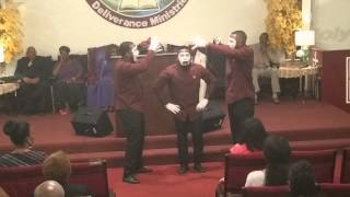 Donald Lawrence The Blessing Is Upon You Mime