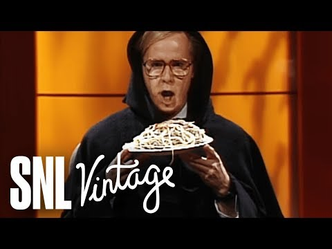 The McLaughlin Group Halloween Cold Open (ft. John McLaughlin) - SNL