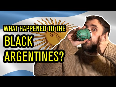 What Happened to the Black Argentines? Is Argentina RACIST?!