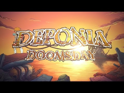 Deponia Doomsday Releasetrailer [ENG] thumbnail
