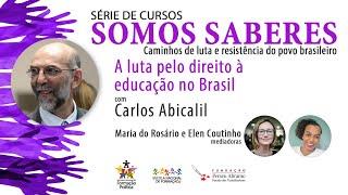 A luta pelo direito à educação no Brasil | Caminhos de luta e resistência