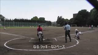 【シニア】三多摩春季5回戦vs南小レッドイーグルス