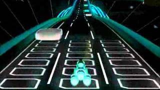 The Aquabats - All My Money! [Audiosurf]