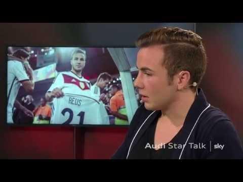 Marco Reus & Mario Götze über die Trikot-Story bei der WM