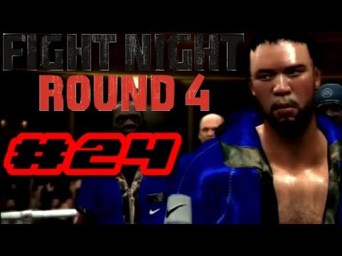 Fight Night Round 4 PS3 Gameplay Legacy Mode Ep.24 (150th Video Special)