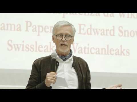 I big data e l'inconscio digitale   Derrick De Kerckhove   TEDxUniTO