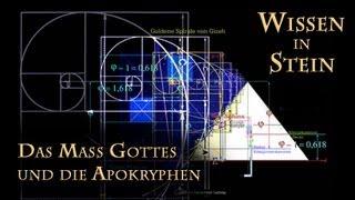 Wissen in Stein I (Das Maß Gottes und die Apokryphen) Axel Klitzke