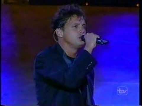 Luis Miguel-Uno en vivo Santiago,Chile 97