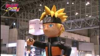 ジャンプフェスタ2012会場風景を公開!