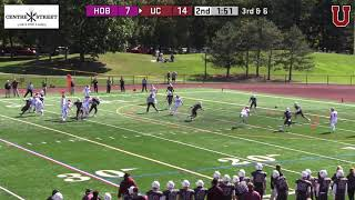 Football Highlights: Union College vs Hobart (Oct. 5, 2019)