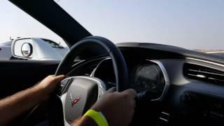 Corvette C7 Z06 w/intake vs M4, JB4, BMS intake, pure stage 2, methanol, (fuel-it)