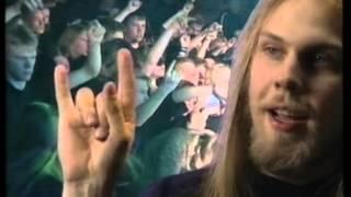 "Amorphis - ""Mustan metallin miehet"" interview 1999 (English subtitles)"
