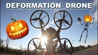 The Spooky Deformation Drone - Quick Review - JJRC NH-009