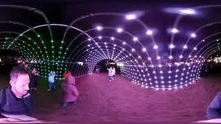 Stellar Light Festival at Smales Farm | New Zealand in 360 VR