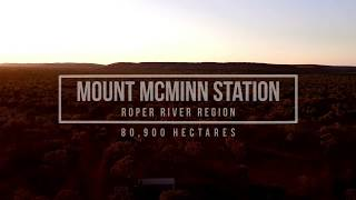 Real Estate Video for Cattle Station sale Northern Territory