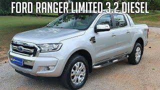 Avaliação: Ford Ranger Limited 3.2 Diesel