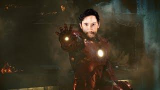 Markiplier Vs Jacksepticeye In Iron Man Suits