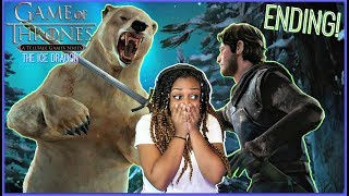 A STRESSFUL END!! | Telltale: Game Of Thrones ENDING!!