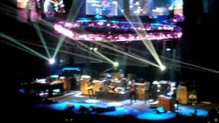 First Flash Of Freedom - Tom Petty in Calgary, AB June 15, 2010