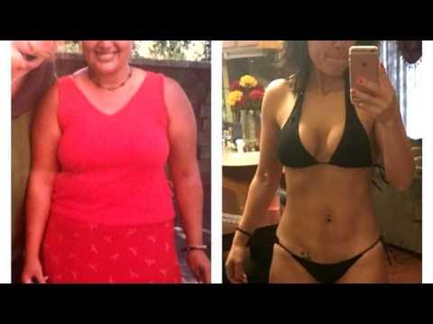 Która schudła z pomocą psychologów