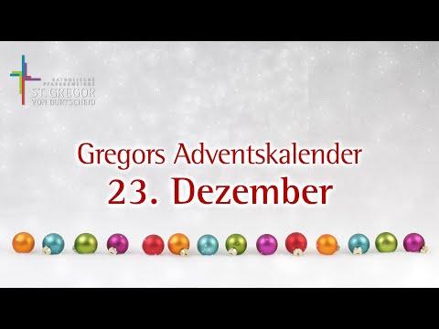 Gregors Adventskalender - Weihnachtsblues