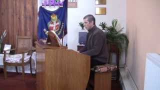 Father, I place into your hands - Wesley Methodist Church, Kingswood, Bristol (Compton organ)