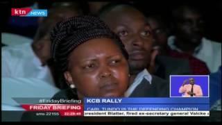 64th Edition of the KCB Safari Rally heads to Nakuru with eyes set on Carl Tundo