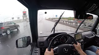 Mercedes G63 AMG 2016 - 13 500 000 рублей за ЧЕРНЫЙ КВАДРАТ!!