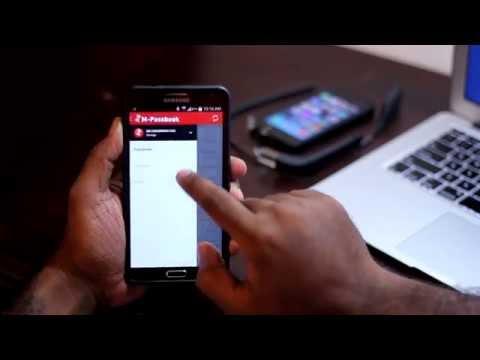 Video of SIB M-Passbook