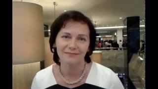 Отзыв о бизнес-сессии в Санкт-Петербурге:Наталья Пятерикова