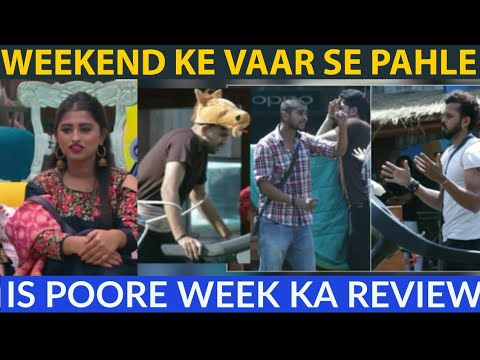 Bigg Boss 12 | Weekend ka Vaar se Pahle | Friday Special MINI Weekend ka Vaar with DskTalks.