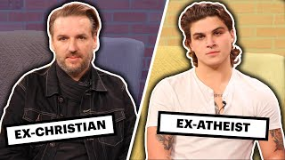 An Ex-Christian And An Ex-Atheist Answer 10 Questions