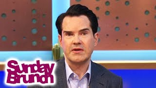 Jimmy Carr on Stand Up & The Lack of Panel Shows in the US | Sunday Brunch