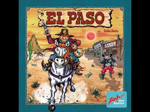 The Purge: # 966 El Paso: Push your luck in the old old west