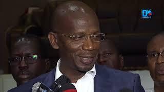 """Le DG de l'ONAS marque ses empruntés  """" il est visible que le Sénégal a connu un grand progrès d"""