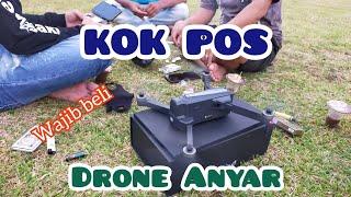 Kok Pos Drone Baru || MJX Bugs 12 EIS