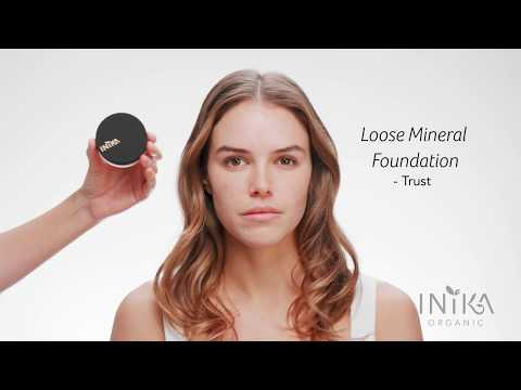 INIKA - Loose Mineral Foundation