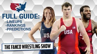 Complete Team USA Preview: Lineups, Rankings, & Medal Predictions   Fanco Wrestling Show