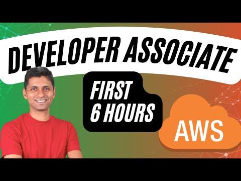 AWS Developer Certification | AWS Certified Developer Associate ...