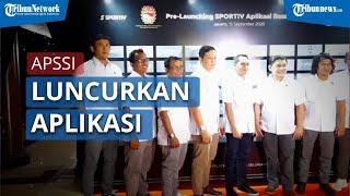 APSSI Gaet Sportiv Luncurkan Aplikasi untuk Pelatih Sepakbola Indonesia