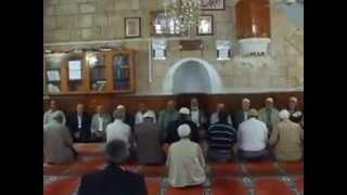 preview picture of video 'SANLIURFA MEVLIDI HALIL (DEGAH CAMII) EVRADI FETHIYYE IKINDI ZIKIR HALKASI'