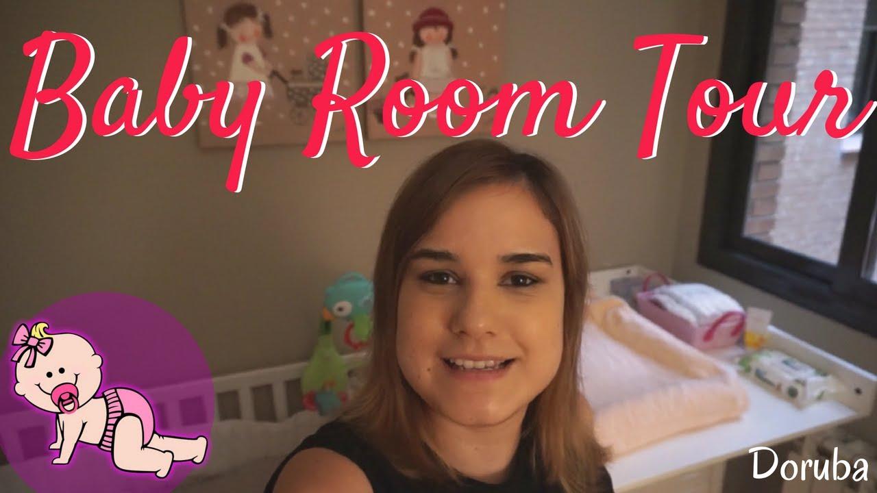 BABY ROOM TOUR -- Habitación Abril -- Doruba