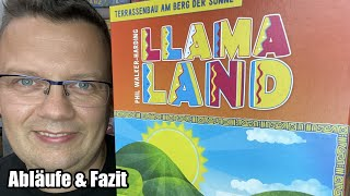 Llama Land (Lookout) - ab 10 Jahren - Familienspiel mit Puzzleelement
