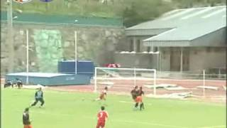 preview picture of video 'FC Santa Coloma - UE Sant Julià (2008/09)'