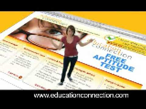 Education Connection Commercial (2009) (Television Commercial)
